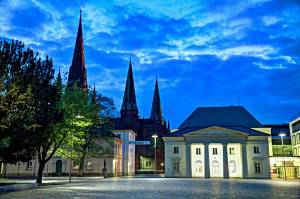 Neue Wache Und Lambertikirche